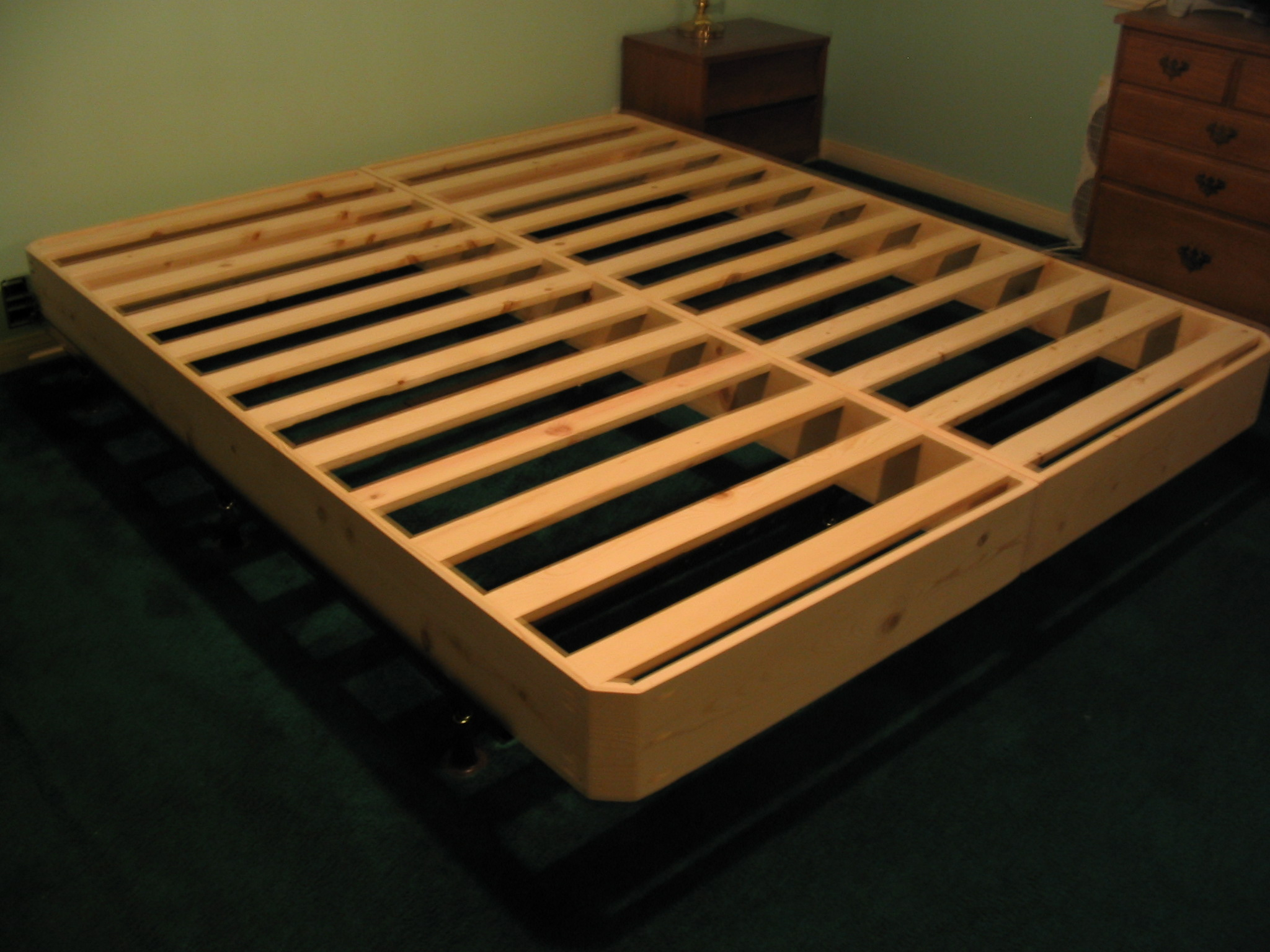 Bed frame plans choosing the latest bed frames bed for Bed frame plans