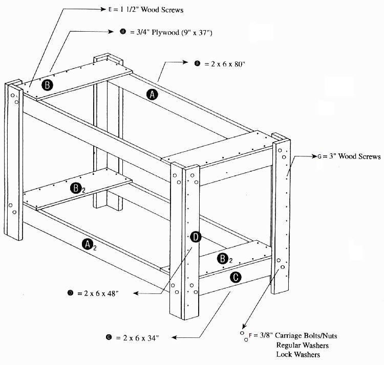 Bunk bed plans build your personal bunk bed how to do for Princess bed blueprints