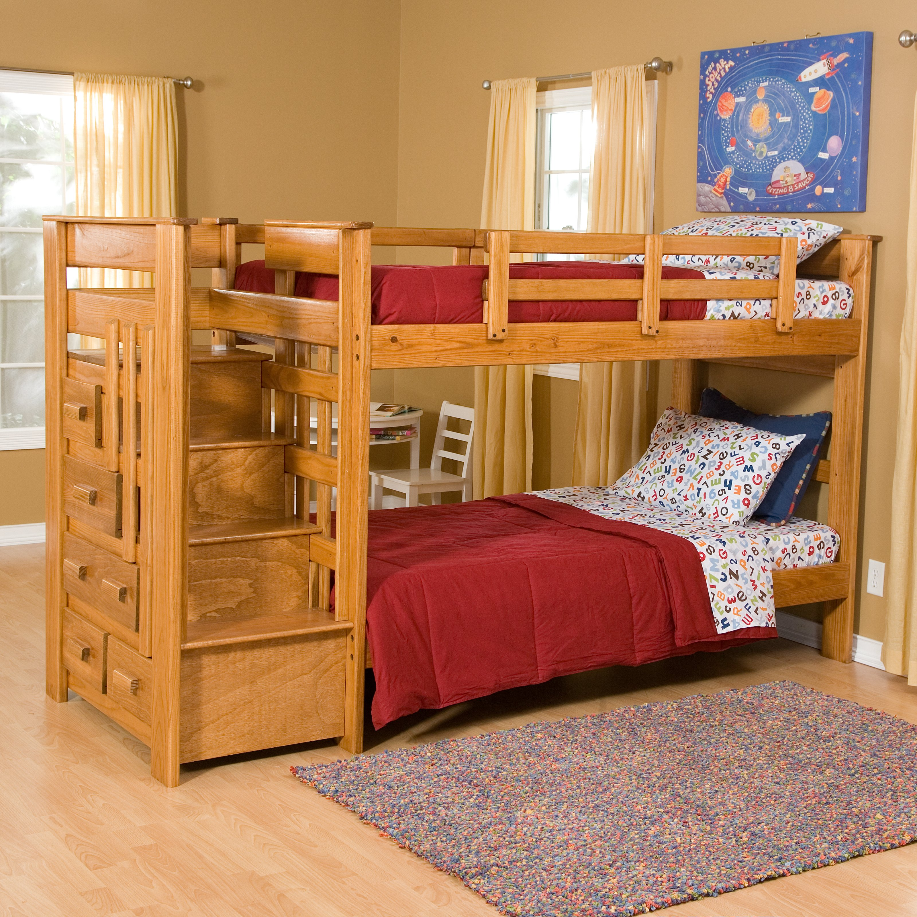 Bunk Bed Plans : Build Your Personal Bunk Bed – How To Do It | BED ...