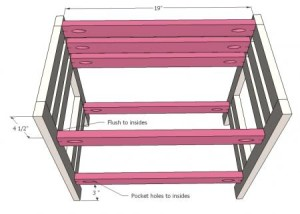 American Girl Bed Plans