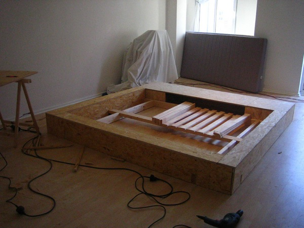 Diy platform bed plans bed plans diy blueprints for Do it yourself blueprints