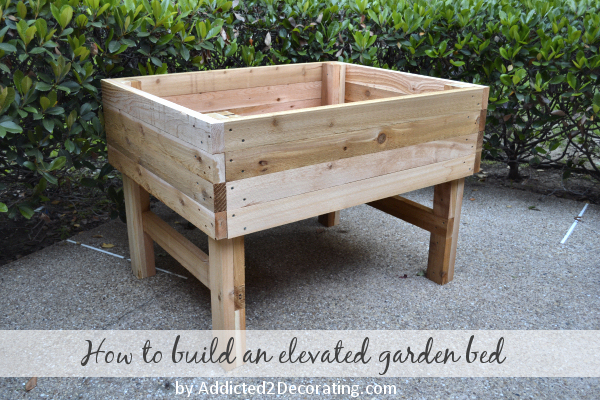 Raised Garden Bed Designs markcastroco