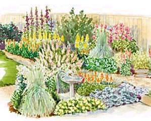 Flower Bed Plans BED PLANS DIY BLUEPRINTS