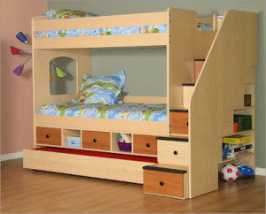 Free Bunk Bed Building Plans