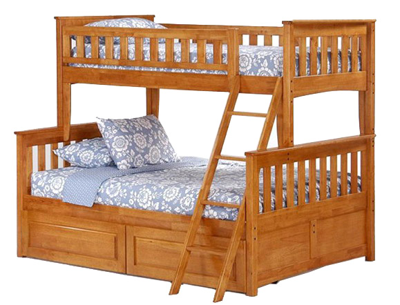 Twin Size Loft Bed Plans Free