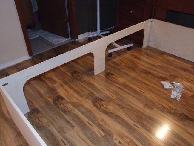 Free Platform Bed Plans Bed Plans Diy Amp Blueprints