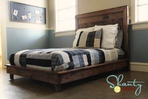 Free Platform Bed Plans