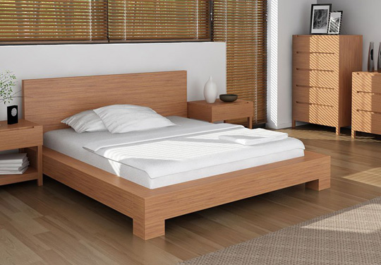 Free Platform Bed Plans | BED PLANS DIY & BLUEPRINTS