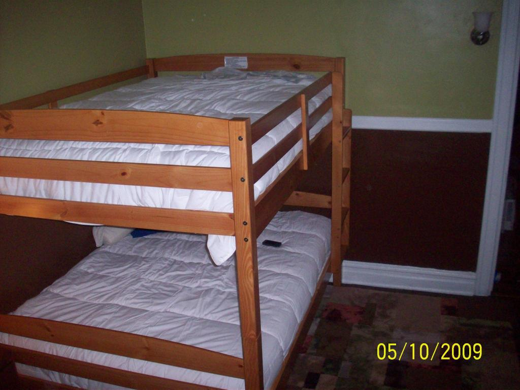 Woodworking full over full bunk bed plans PDF Free Download