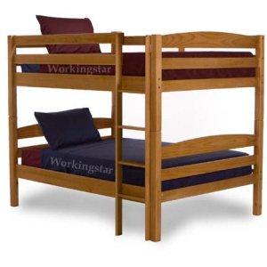 Full Over Full Bunk Bed Plans | BED PLANS DIY & BLUEPRINTS