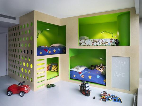 Superior Kids Bed Plans