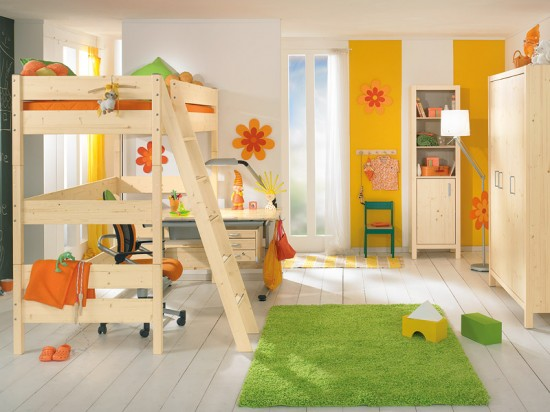 ... Stylish Thought For Childrens Bunk Beds | BED PLANS DIY & BLUEPRINTS