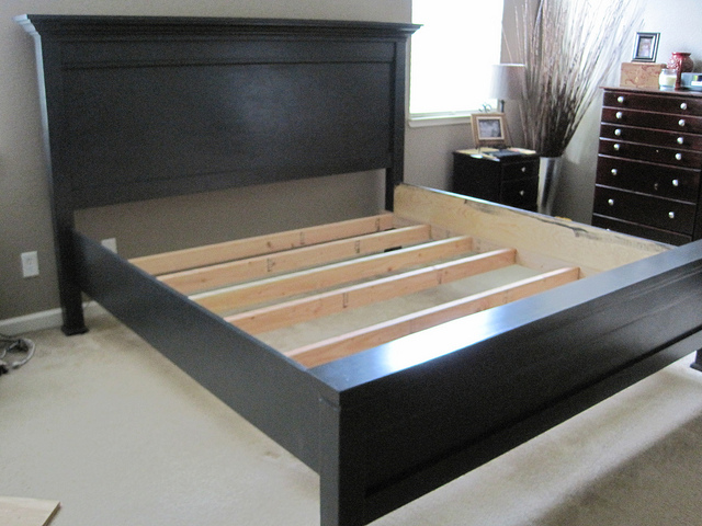 Jajake Free Access Woodworking Plans King Bed Frame