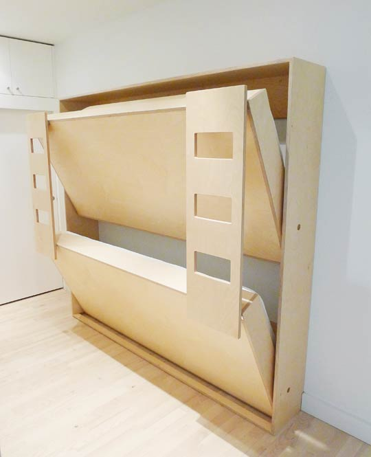 Murphy Bunk Bed Plans | BED PLANS DIY & BLUEPRINTS