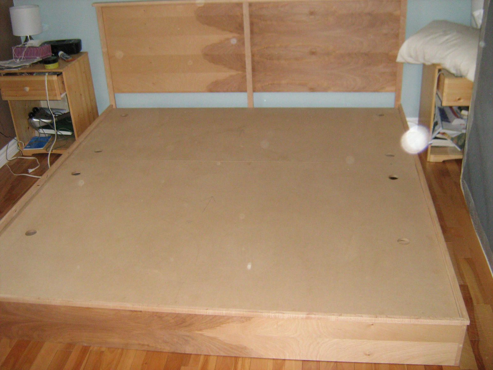 Platform bed frame plans murphy beds modern murphy beds for A frame blueprints free