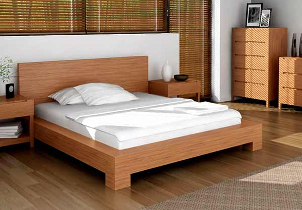 Platform bed frame plans murphy beds modern murphy beds bed plans diy blueprints - Bed design pics ...
