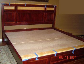 Platform Storage Bed Plans | BED PLANS DIY & BLUEPRINTS