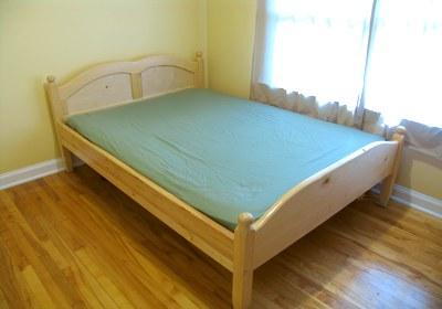 Queen Bed Frame Plans | BED PLANS DIY & BLUEPRINTS