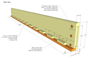 Queen Bed Plans