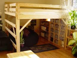 Queen Loft Bed Plans Diy Amp Blueprints