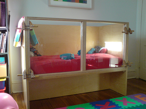 Diy Toddler Loft Bed Plans