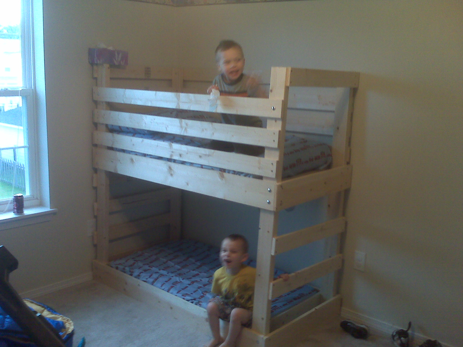 Woodwork Loft Bed Plans Toddler Pdf Plans