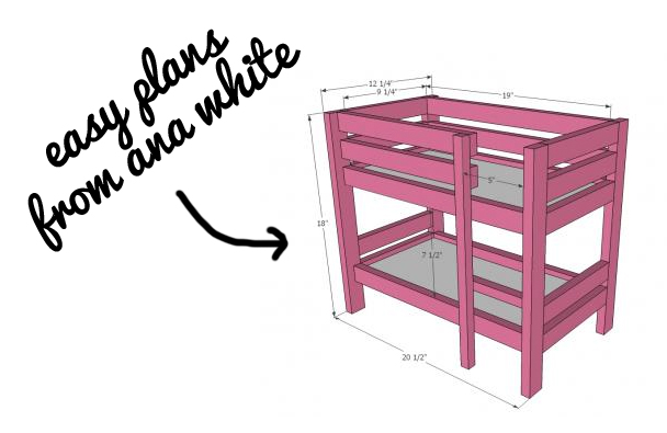 Bed Diy: Loft Bunk Bed Plans, Download Diy Loft Bunk Bed Plans PDF diy ...