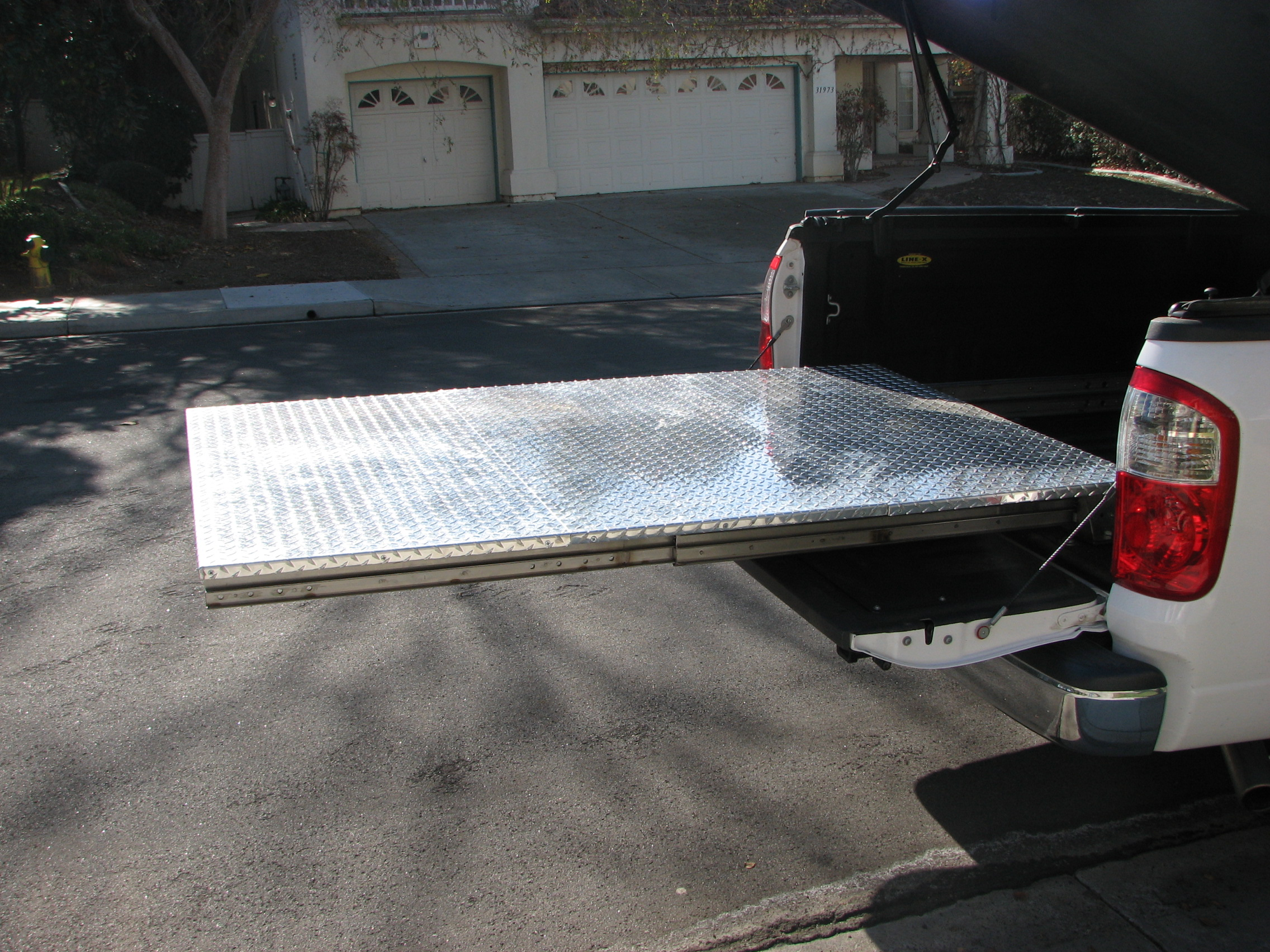 Truck Bed Slide Plans Bed Plans Diy Amp Blueprints