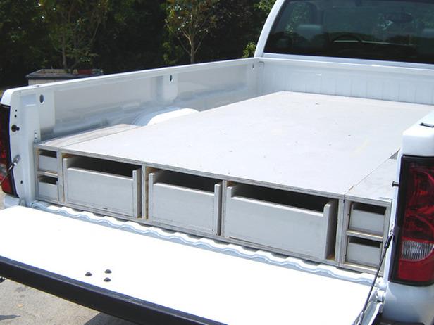 Truck Bed Slide Plans | BED PLANS DIY & BLUEPRINTS