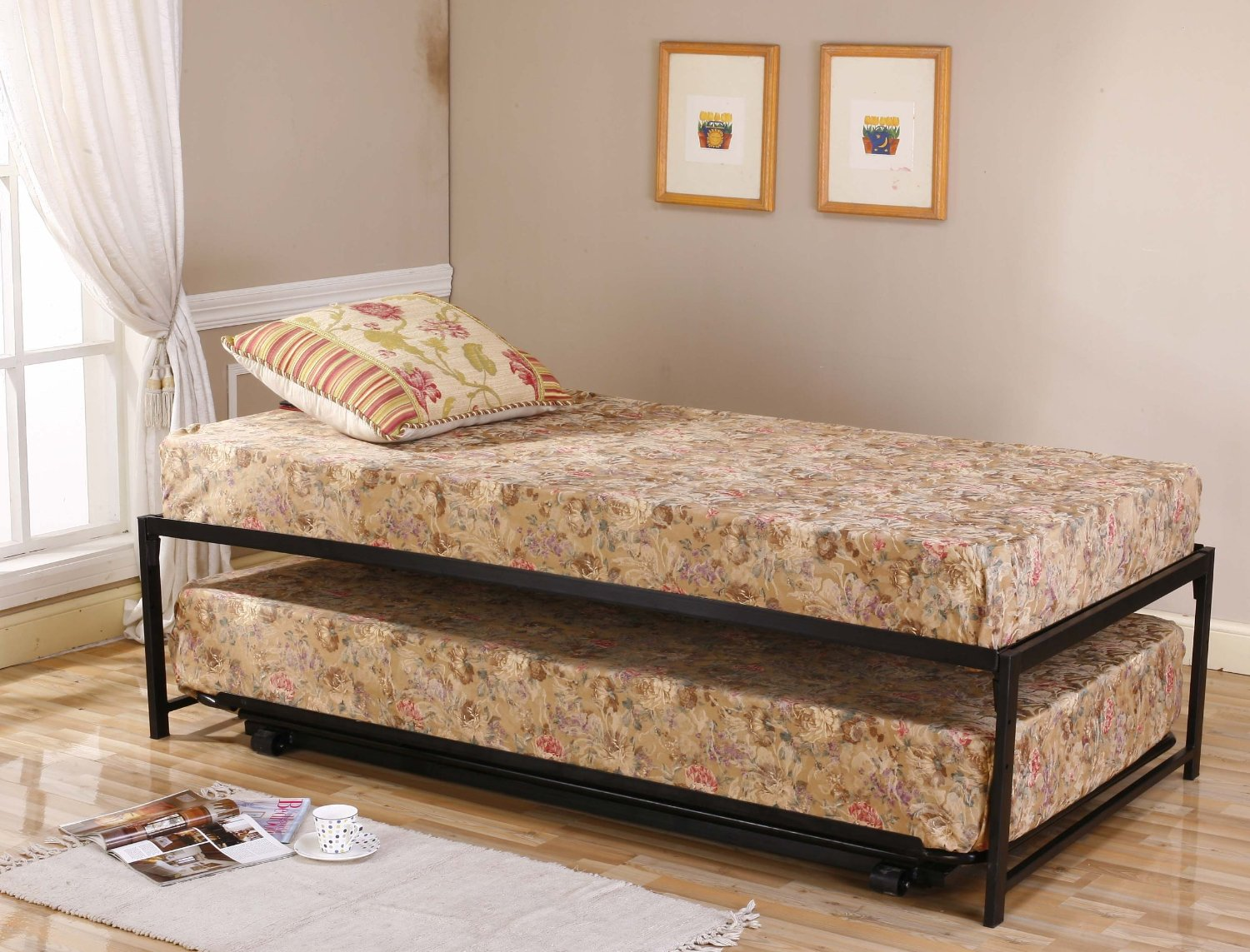 Trundle Bed Plans Bed Plans Diy Amp Blueprints