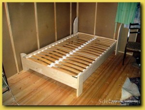 Twin Bed Frame Plans