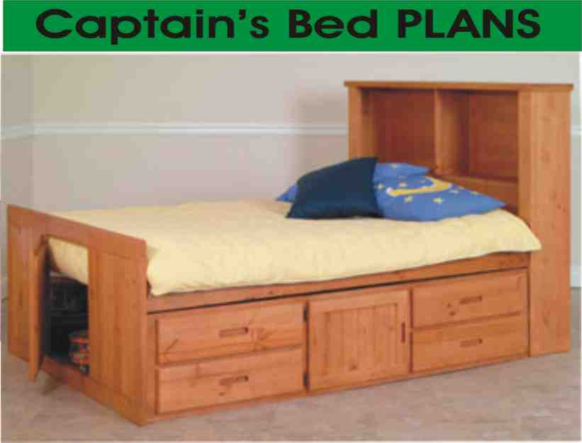 Twin Bed Plans Are Loft Beds Bunk Beds Safe Bed Plans