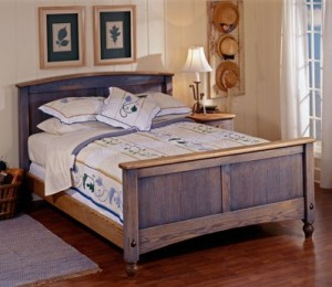 Wood Bed Plans