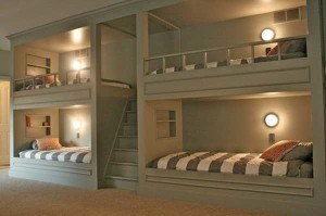 2×4 Bunk Bed Plans