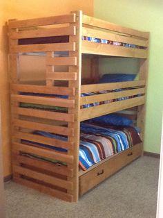 2 215 4 Bunk Bed Plans Bed Plans Diy Amp Blueprints