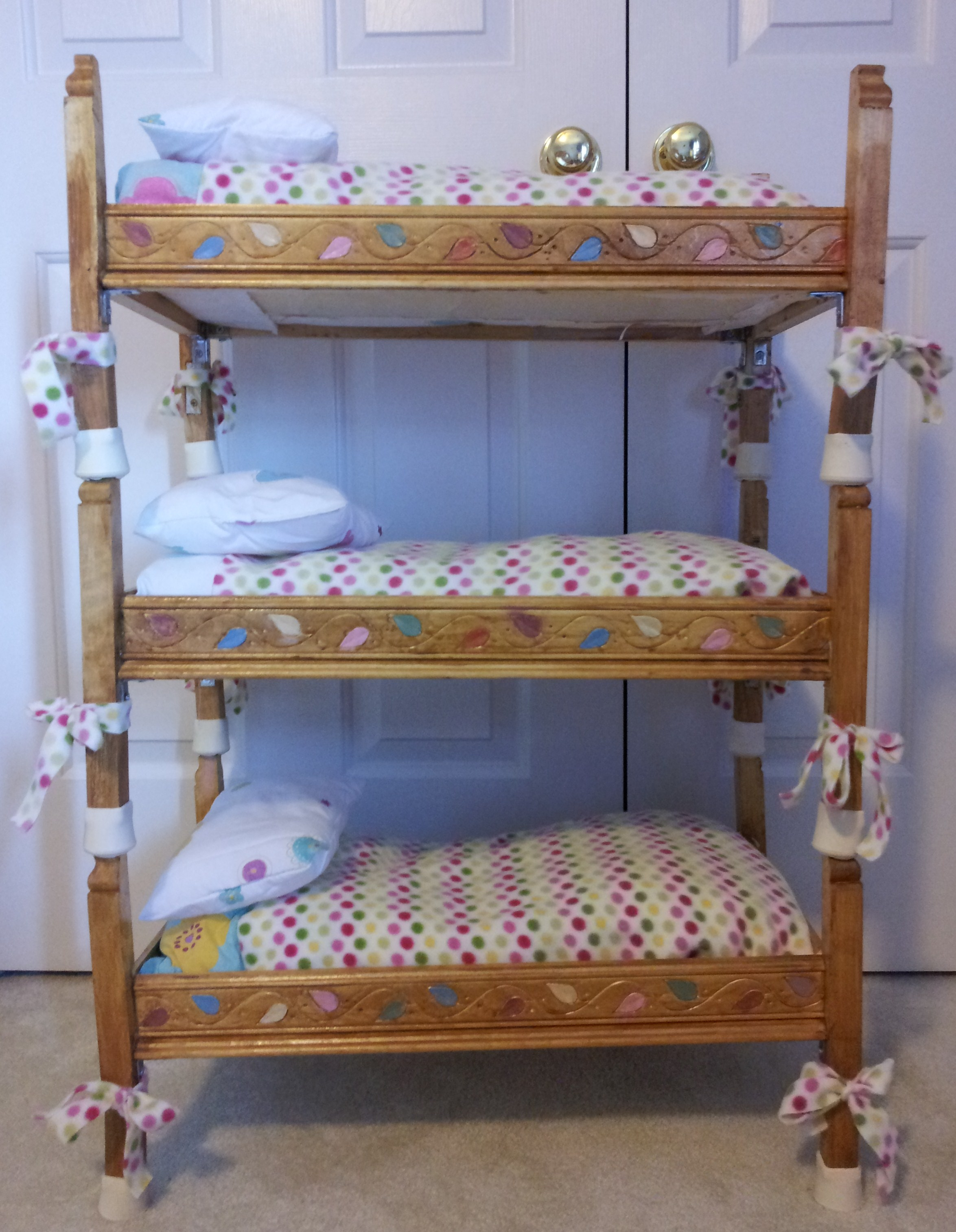 American Girl Bunk Bed Plans | BED PLANS DIY & BLUEPRINTS