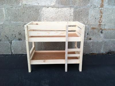 American Girl Bunk Bed Plans Bed Plans Diy Amp Blueprints