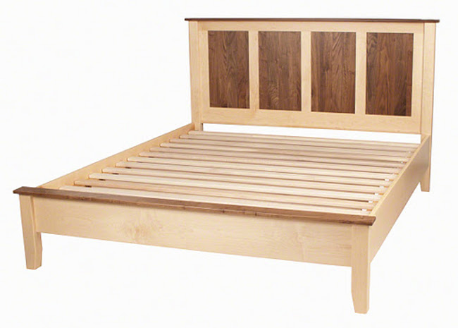 Original How To Build A DIY Bed Frame With Drawers Amp Storage  Handy Home Zone
