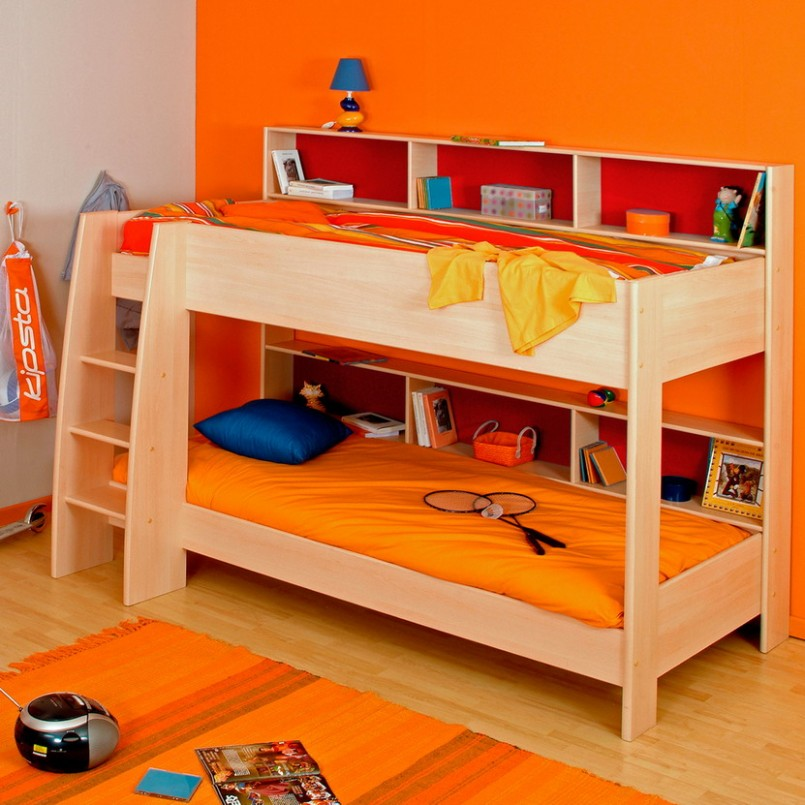 bunk bed plans for children