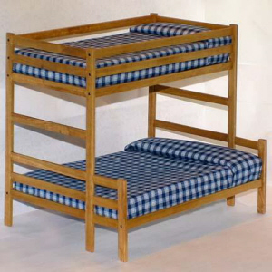 Bunk Bed Plans Twin Over Full | BED PLANS DIY & BLUEPRINTS