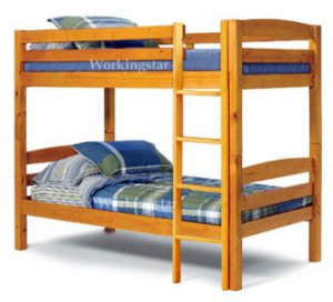 Woodwork Bunk Bed Plans Twin PDF Plans