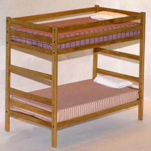 Bunk Bed Plans Twin Over Twin   BED PLANS DIY & BLUEPRINTS