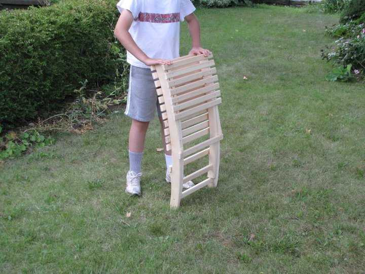 Woodworking Portable camp chair plans Plans PDF Download ...