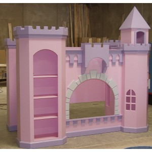 Castle Bunk Bed Plans