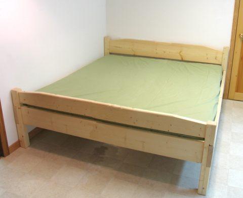 Full Size Bed Plans Bed Plans Diy Amp Blueprints