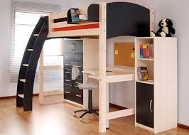 Loft Bed Plans For Kids