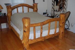 Log Bed Plans