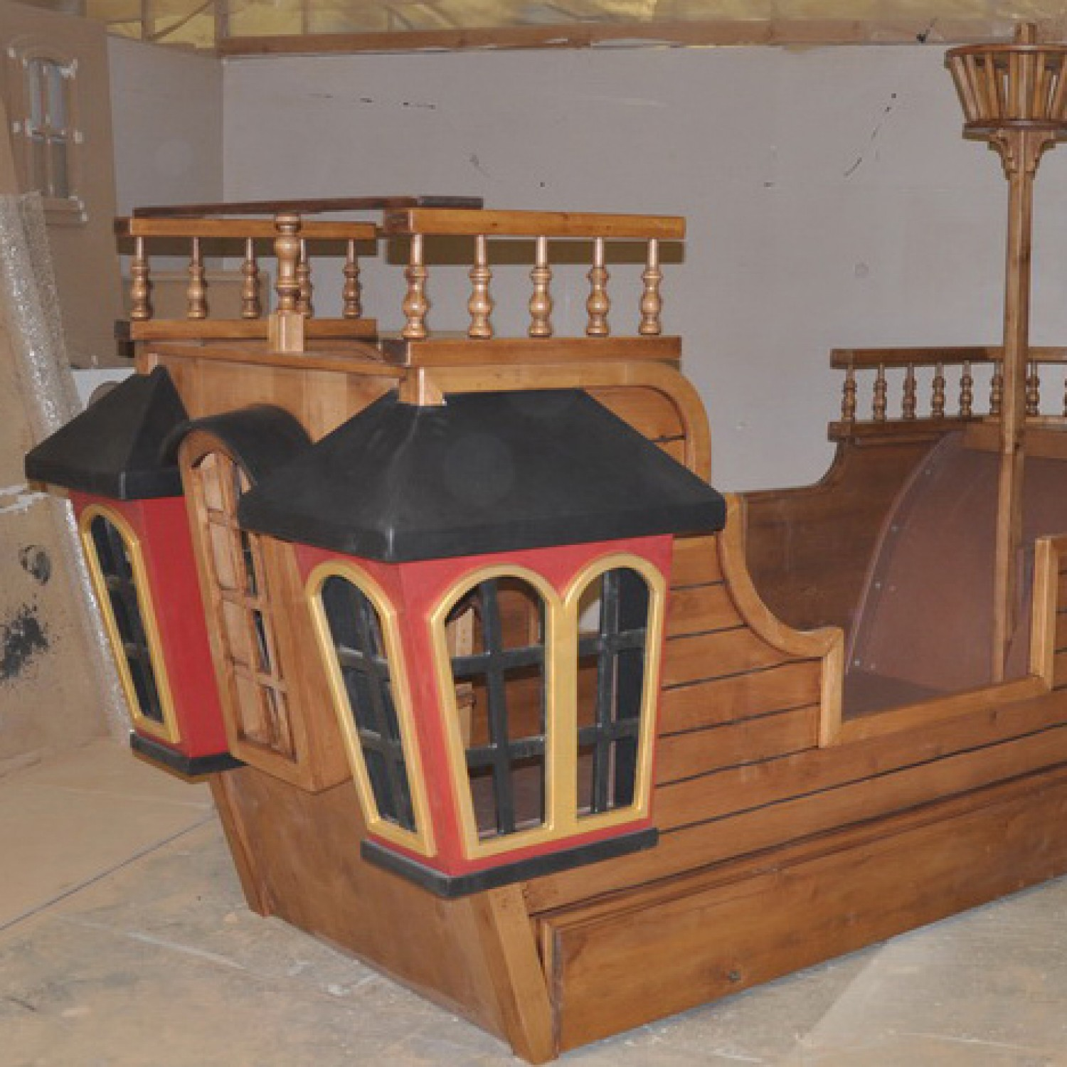 Pirate Ship Bed Plans Bed Plans Diy Amp Blueprints