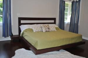 Platform Bed Plans King Bed Plans Diy Amp Blueprints