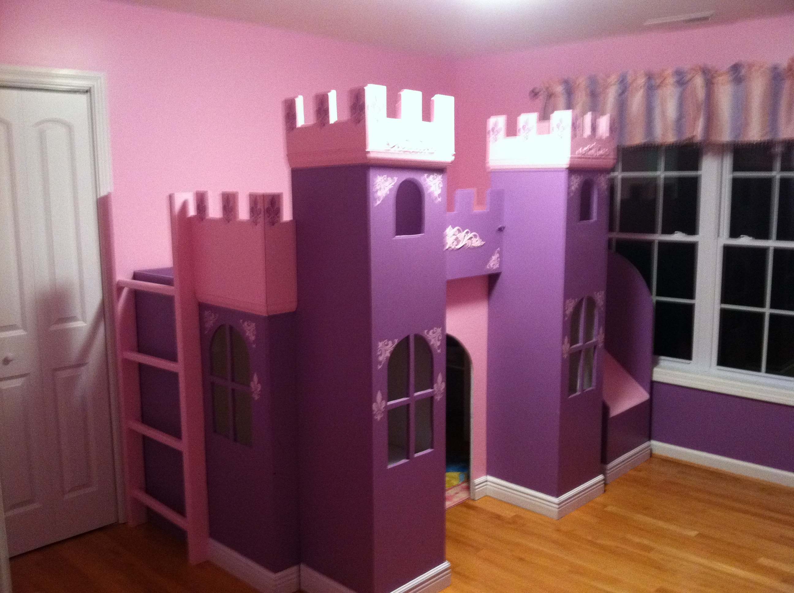 woodwork diy castle bed pdf plans
